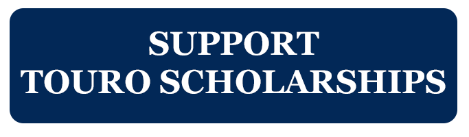Giving Tuesday - Support Touro Scholarships